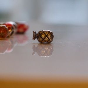 Pineapple Pandora Bead